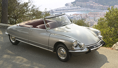 Citroën DS Convertible